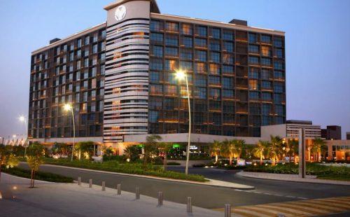 Odihnă în EAU, Abu Dhabi, Hotel Yas Island Rotana