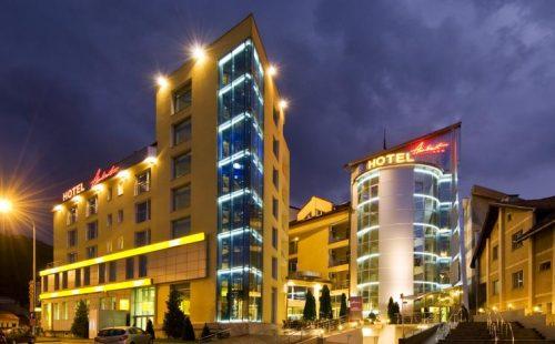 Odihnă la munte în România, Brașov, Hotel Ambient