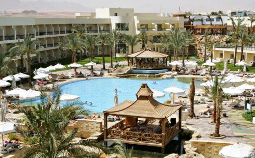 Egipt, Sharm El Sheikh, Hotel Xperience Kiroseiz Parkland