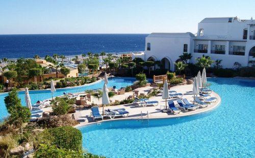 Egipt, Sharm El Sheikh, Cyrene Grand Hotel