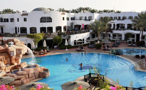 Odihnă la mare în Egipt, Hotel Verginia Sharm