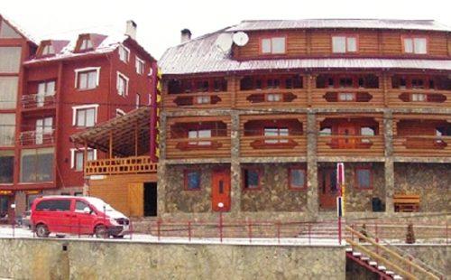 Vacanță în Carpați, Ucraina, Bukovel, Hotel Marilen
