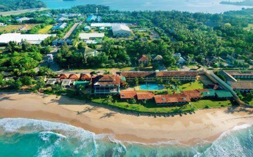 Vacanță în Sri Lanka, Koggala, Hotel Club Koggala Village