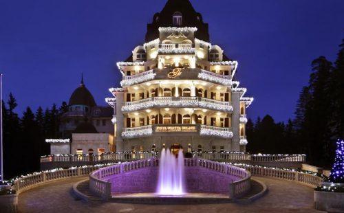 Vacanță în Bulgaria, Borovets, Hotel Festa Winter Palace