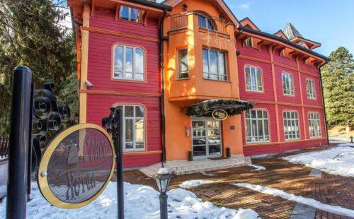 Sejur în munții Carpați, Bulgaria, Borovets, Hotel Sokol