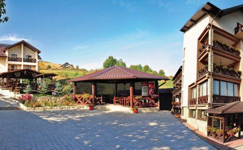 Vacanță la munte în România, Gura Humorului, Casa Humorului