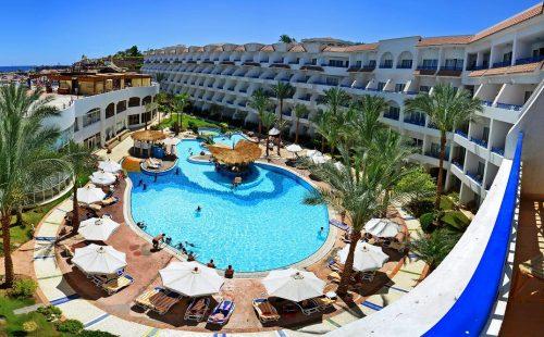 Odihnă la mare în Egipt, Hotel Tropitel Naama Bay