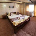 Odihnă la munte în Ucraina, Bukovel Hotel Dacia