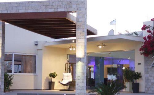 Vacanță în Grecia, Insula Rodos, Hotel Zoes
