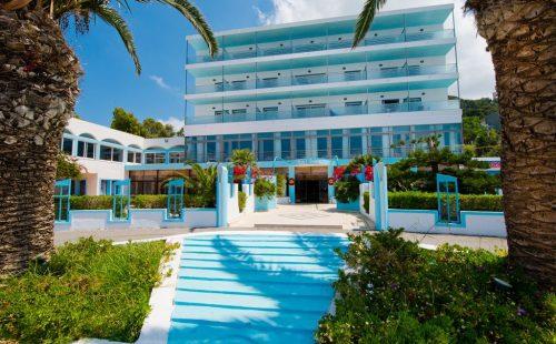 Insula Rodos cu zbor din Chișinău, Hotel Belair Beach