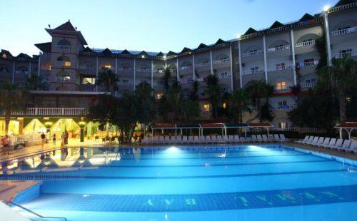 Odihnă în Turcia 2017, Alanya, Hotel Kemal Bay