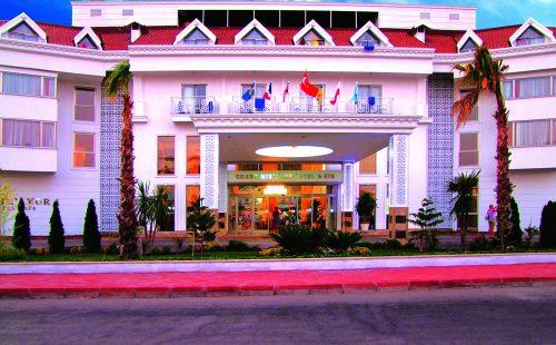 Turcia, Kemer 2017, Hotel Grand Mir'Amor