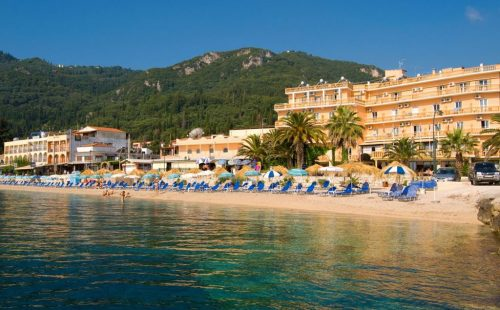 Insula Corfu din Chișinău, Hotel Potamaki Beach