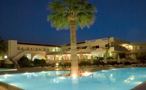 Odihnă în Grecia, Insula Rodos, Hotel Sabina
