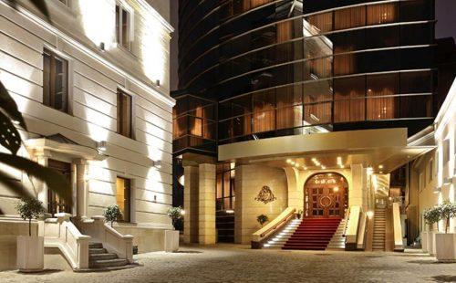 Top 5 hoteluri de 5 stele din Chișinău