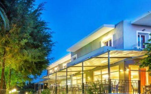 Ofertă în Grecia, Insula Corfu, Hotel Silver Bay