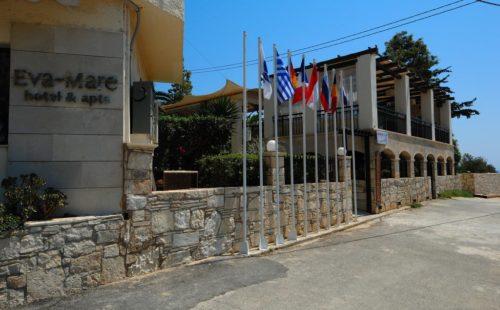 Insula Creta 2017, Eva Mare Hotel & Apartments
