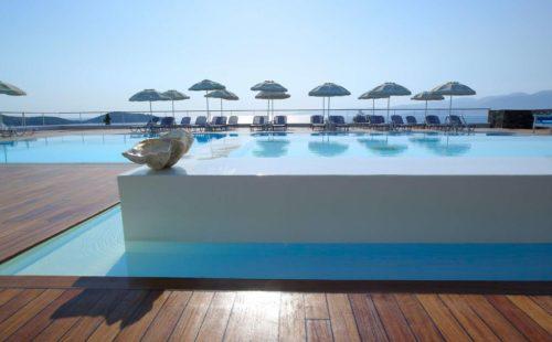Odihnă în Grecia, Insula Creta, Hotel Elounda Ilion