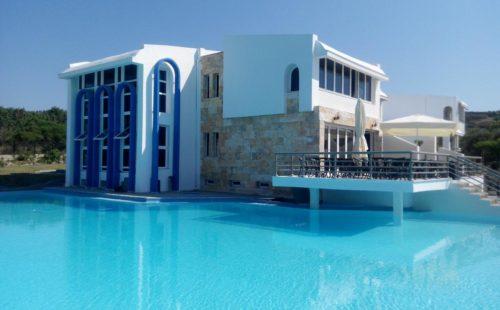 Отдых в Халкидики, Греция, Отель Skion Palace Beach