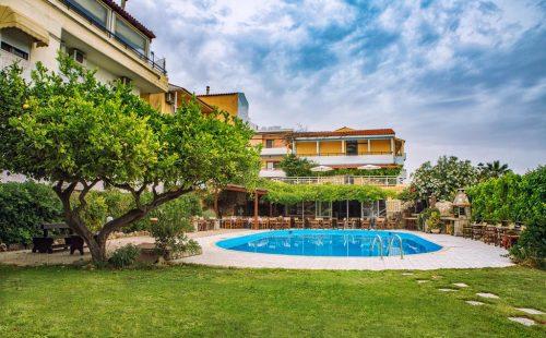 Ofertă de vacanță în Grecia, Insula Creta, Hotel Roxoni