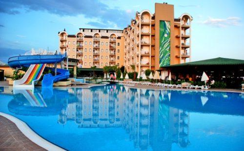 Odihnă în Belek 2017, Hotel Maya World Belek