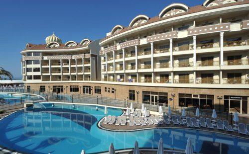 Odihnă în Turcia, Belek, Hotel Kirman Belazur Resort Spa