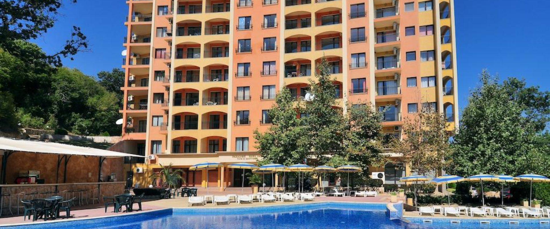 Odihnă în Bulgaria, Golden Sands, Hotel Paradise Green Park