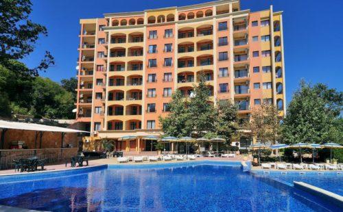 Отдых в Болгарии, Золотые Пески, Отель Paradise Green Park 3*