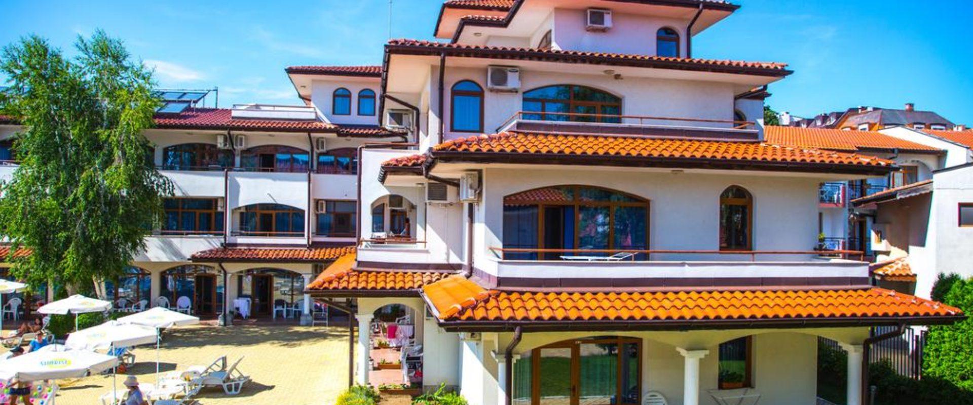 All inclusive în Bulgaria, Sunny Beach, Hotel Sunrise SB