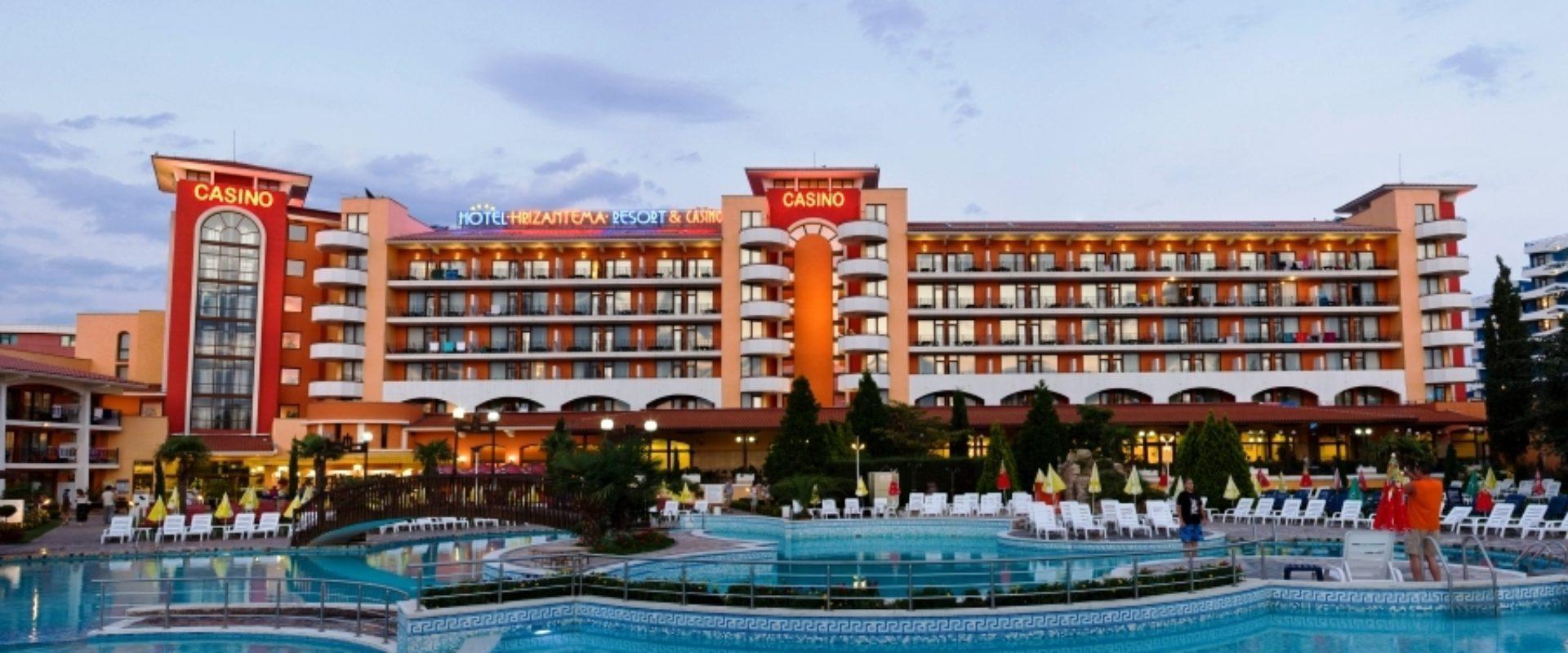Vacanță în Bulgaria, Sunny Beach, Hotel Hrizantema