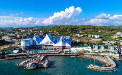 Vacanță în Turcia 2020, Alanya, Hotel Orange County Resort