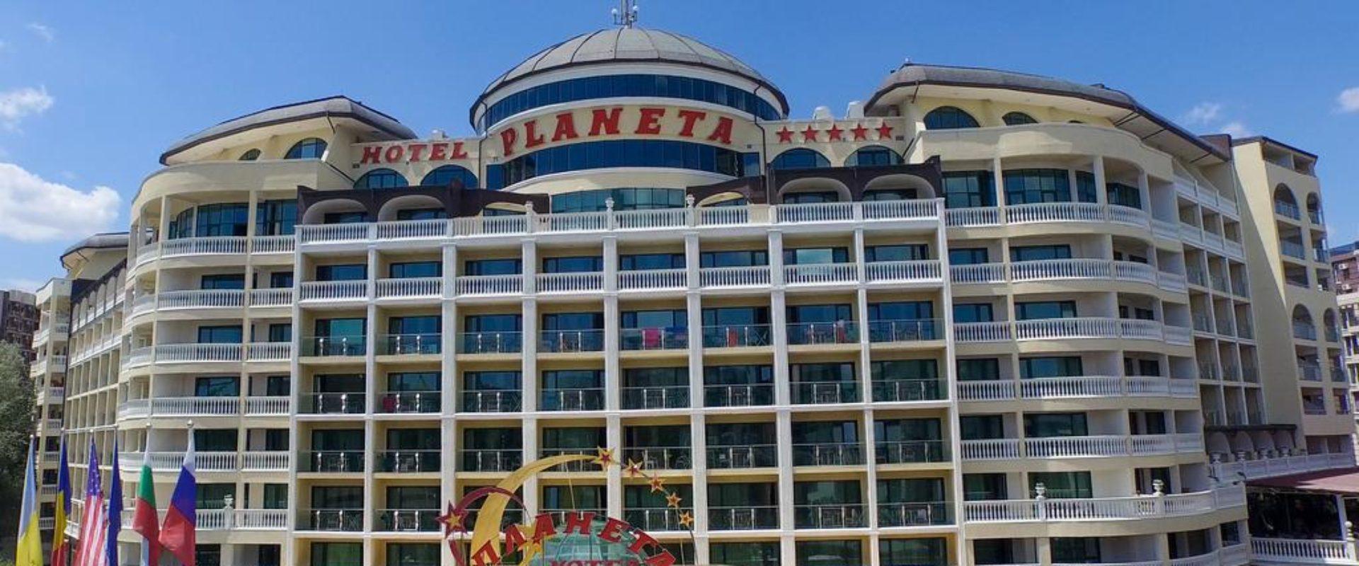 Odihnă în Bulgaria 2021, Sunny Beach, Planeta Hotel & Aquapark
