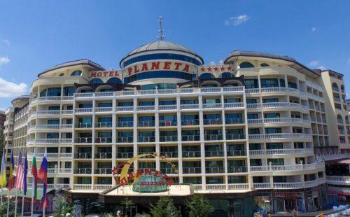 Отдых в Болгарии 2020, Солнечный Берег, Planeta Hotel & Aquapark