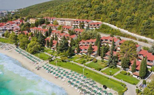 Отдых в Болгарии 2021, Елените, Отель Villas Elenite