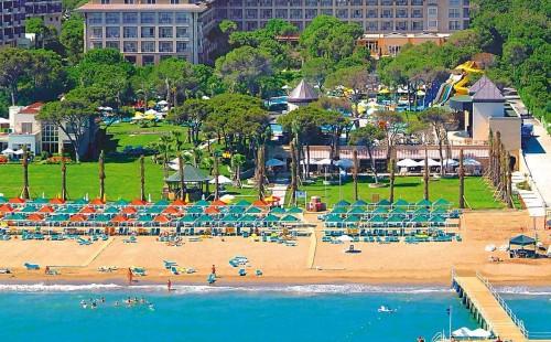 Turcia 2020, Belek, Hotel Papillon Ayscha Resort & Spa