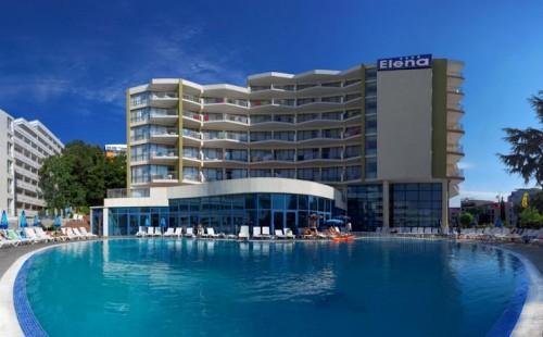 Отдых в Болгарии, Золотые Пески, Отель Elena 4*