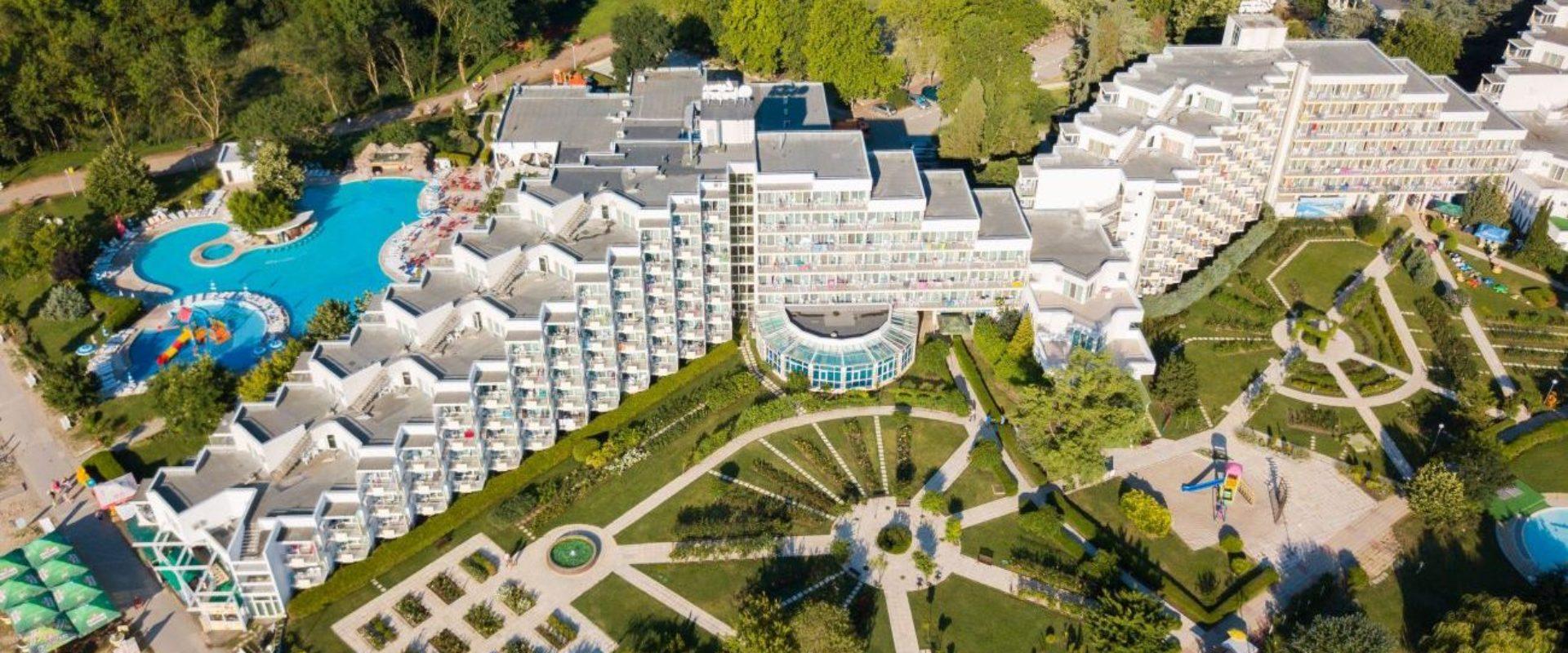 Vacanță all inclusive în Bulgaria, Albena, Hotel Laguna Mare