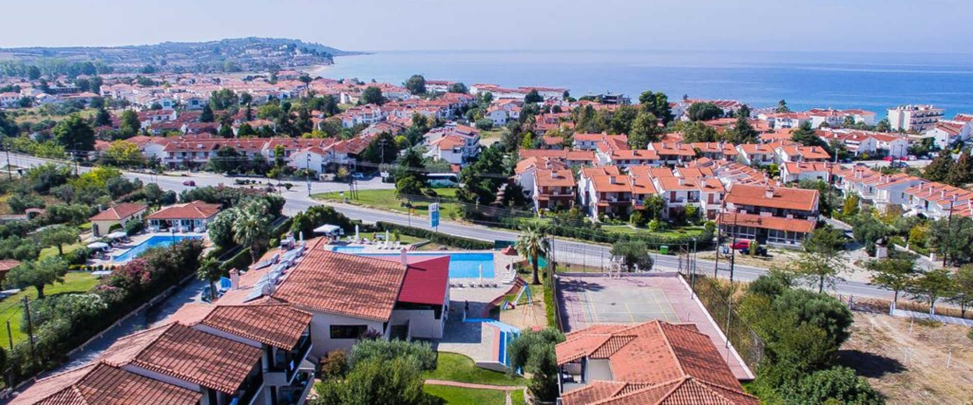 Odihnă la mare 2020, Grecia, Halkidiki, Hotel Bellagio
