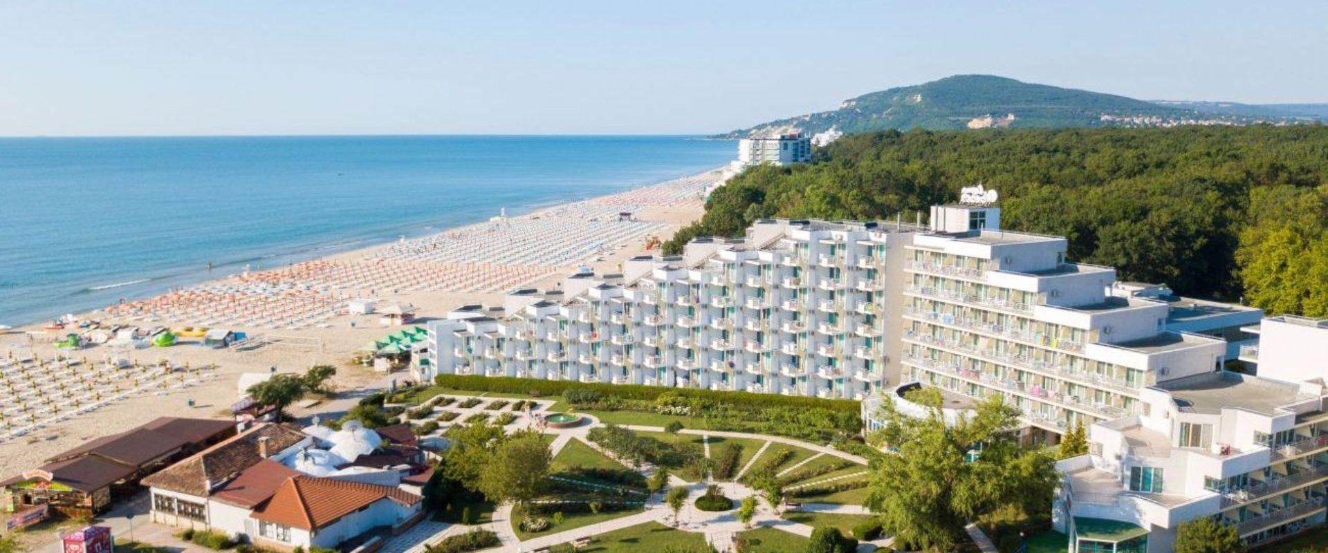 Всё включено в Болгарии, Албена, Отель Laguna Beach