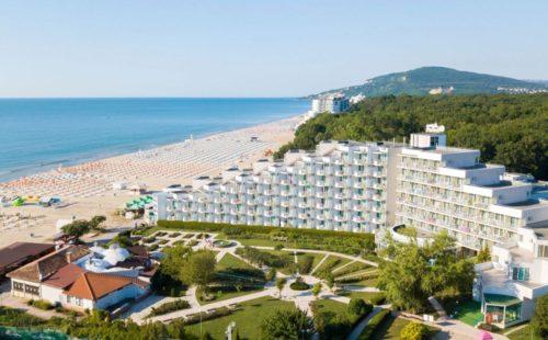 All inclusive in Bulgaria, Albena, Hotel Laguna Beach