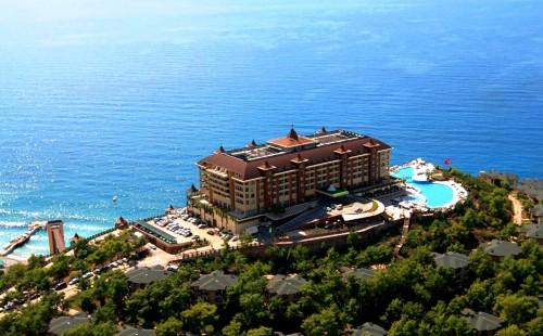 Vacanță în Turcia din Chișinau, Hotel Utopia World