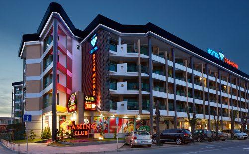 Odihnă în Bulgaria, Sunny , Hotel Diamond 4*