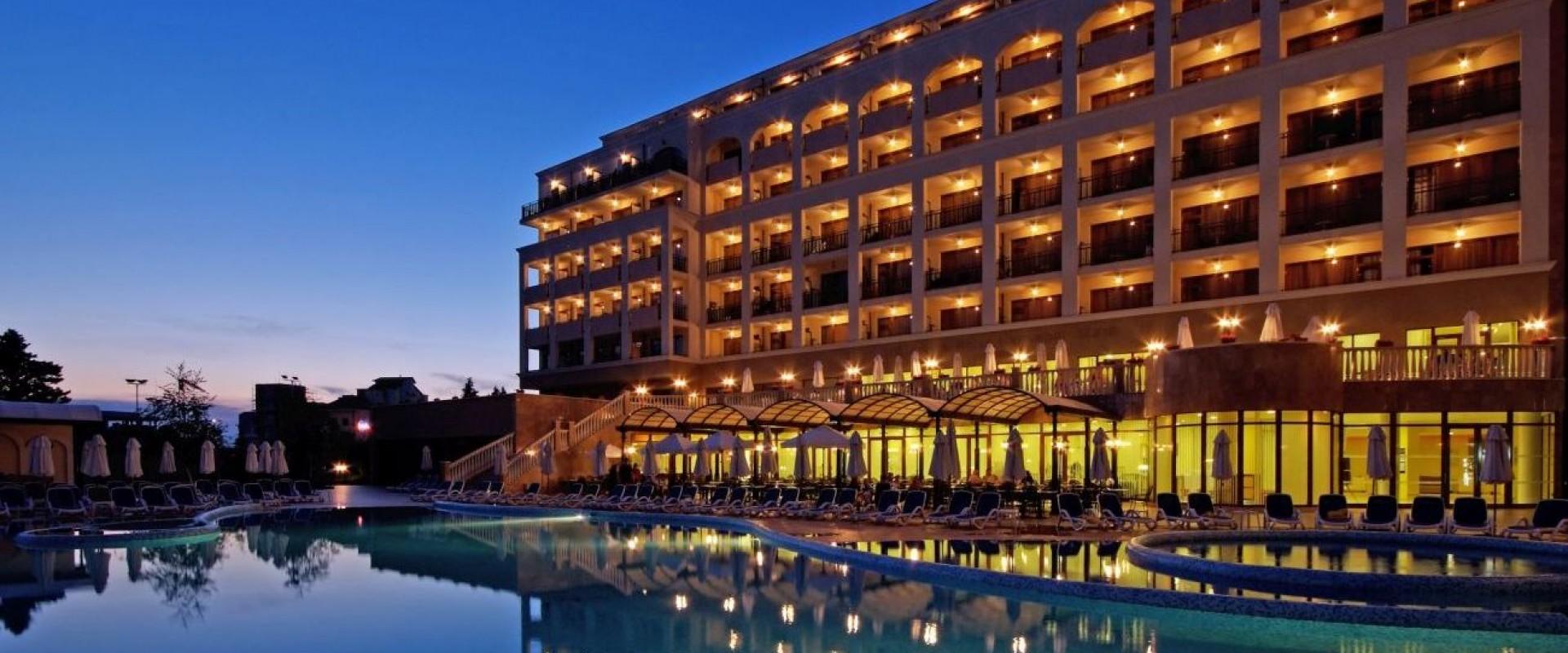 Bulgaria, Nessebar, Hotel Sol Nessebar Mare Resort & Aquapark