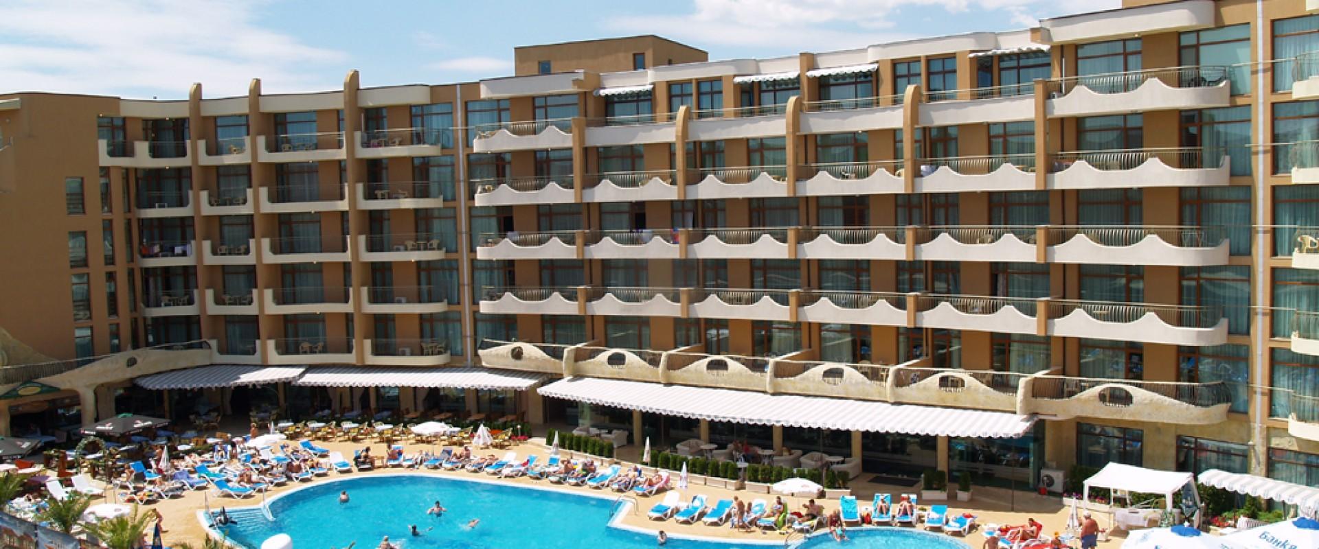 Bulgaria 2021, Sunny Beach, Hotel Grenada