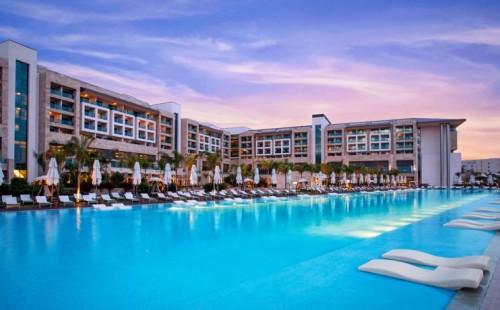 Vacanță 2017, Turcia, Belek, Regnum Carya Golf & SPA Resort