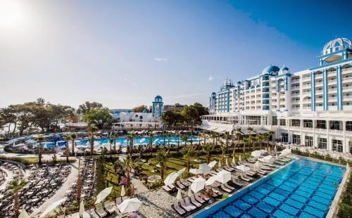 Отдых в Турцию, Отель Rubi Platinum Spa Resort & Suites