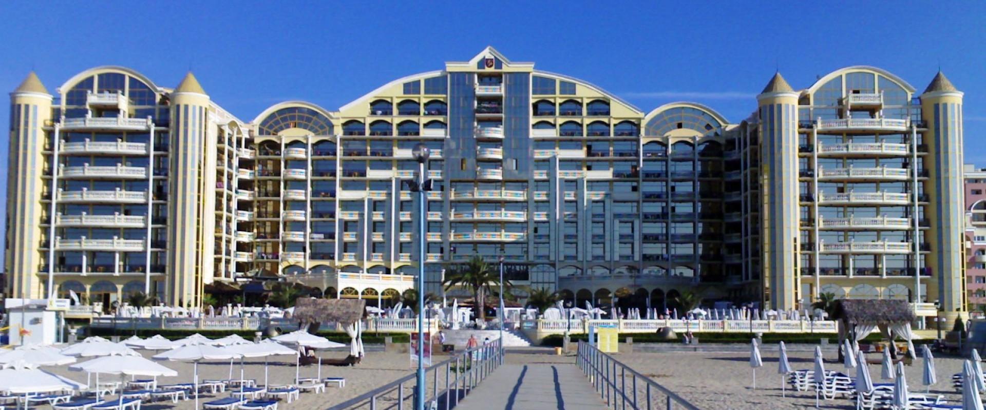 Vacanță în Bulgaria 2021, Sunny Beach, Hotel Imperial Palace
