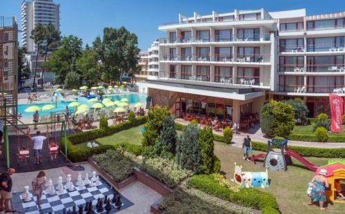 Litoral Bulgaria 2020, Sunny Beach Hotel Mercury