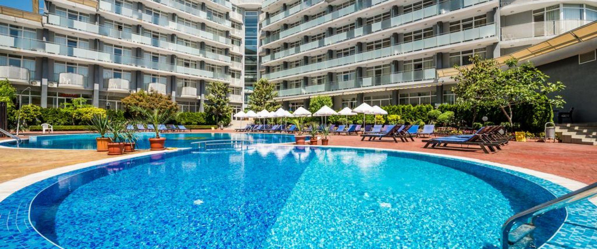 Odihnă all inclusive în Bulgaria, Sunny Beach, Hotel Perla