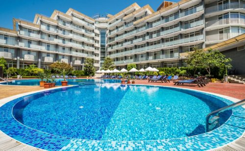 Odihnă all inclusive în Bulgaria, Sunny Beach, Hotel Perla